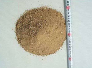 真砂土 8~0mm