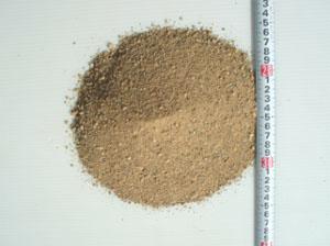 目土8〜0mm単品混合